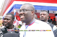 NPP National Organizer, Sammy Awuku