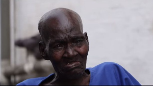 92-year-old ailing Akollobila has served 5 years out of his 10-year jail term
