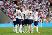 England are yet to lose a game in this year's World Cup