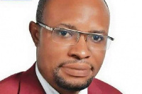 Collins Owusu Amankwah, Member of Parliament for Manhyia North