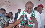 Ablekuma West NDC launches 2020 campaign
