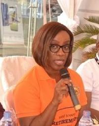 Laurette Korkor Otchere, Deputy Director-General, Operations and Benefits (SSNIT)