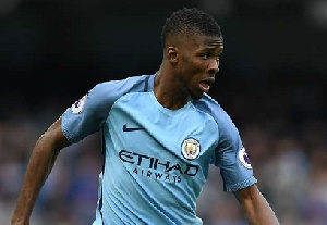 Kelechi Iheanacho of Leicester City is on the list
