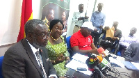 Dr. Asare says his outfit will punish officials who sell  these cure drugs at A.R.T centers