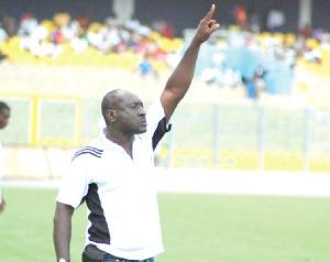 Coach Yusif Abubakar