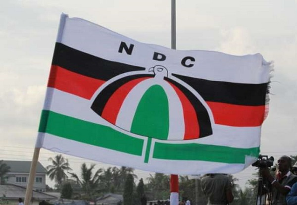 File photo: NDC flag