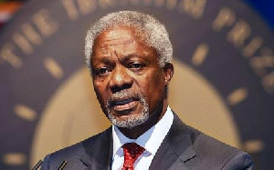 Kofi Annan New Aging
