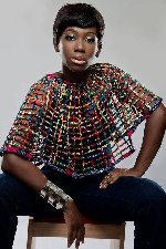 Ama K Abebrese reacts to Wontumi's comments on Mahama's daughter