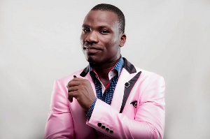 Ghanaian gospel musician, Francis Amo