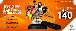StarTimes has unveiled a brand new HD satellite decoder