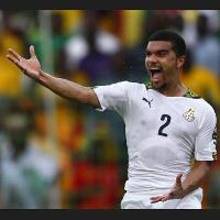Ghana forward Kwesi Appiah