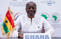 Mr. Ken Ofori-Atta, the Finance Minister