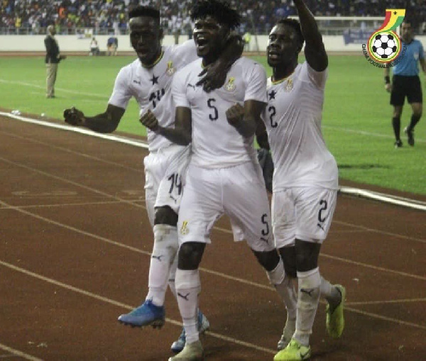 This is how you win back our love - Ghanaians praise Black Stars after South Africa victory