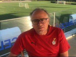Bernard Lippert, Ghana Football Association technical director