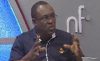 Kofi Bentil is Vice President of Imani Ghana