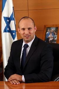 Israel's Prime Minister, Naftali Bennett