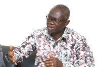 Director General of GES, Prof. Kwasi Opoku Amankwa