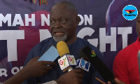 Azumah Nelson, former boxer