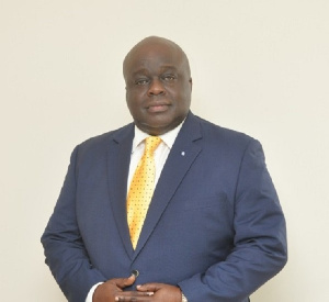 John Kofi Adomakoh MD GCB Bank Limited