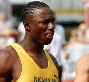 Former Ghanaian Athlete, Eric Nkansah