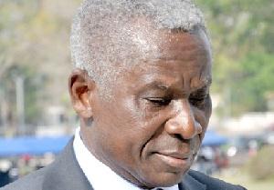 Former Chief of Defence Staff Brigadier-General (rtd) Joseph Nunoo-Mensah