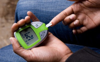 Monitoring of blood sugar enables parents to identify if their wards have diabetes early