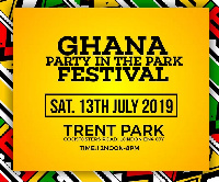 This year's theme is to celebrate the Ghanaian culture, musicians and music