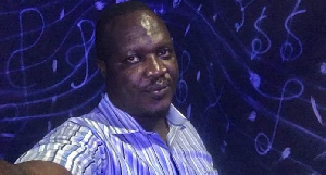 Enoch Agyepong, music producer and entertainment pundit