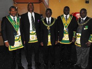 Some members of Freemasonry