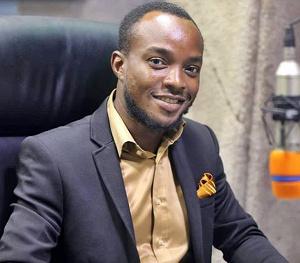 Halifax Ansah Addo is an entertainment journalist