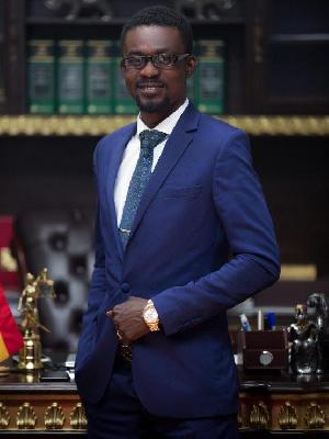 Nana Appiah Mensah Zylofon Media CEO