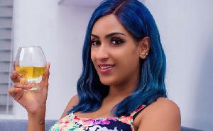 Actress Juliet Ibrahim