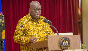 Akufo Addo  National Issue