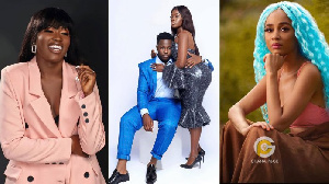Fella Makafui has ordered critics not to associate her with such 'senseless' accusations