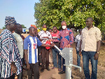 MP for Bole saves three communities from water problem