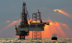 Brent crude was down 23 cents, or 0.4%, at US$54.87 per barrel at 1720 GMT