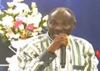 Prophet Badu Kobi, Founder of Glorious Ways International