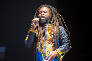 Ghanaian Singer, Songwriter and Record Producer Rocky Dawuni