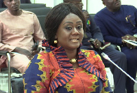 Barbara Oteng Gyasi is Minister for Tourism, Arts and Culture
