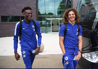 Ethan Ampadu and Calum Hodson-Odoi joined Chelsea FC