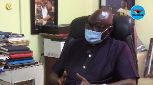 President of the Ghana Trade Union Association, Dr Joseph Obeng