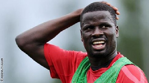 Retired Ivorian and Arsenal star, Emmanuel Eboué