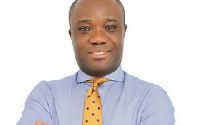Felix Kwakye Ofosu is Former Deputy Communications minister