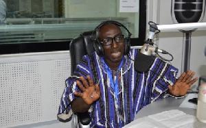 Private legal practitioner, Abraham Amaliba