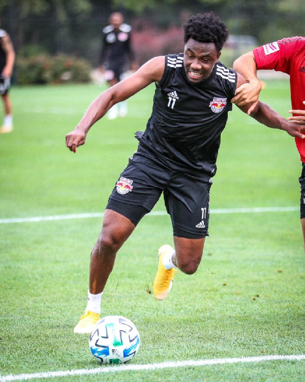Samuel Tetteh scores first goal for Adanaspor in Turkish Cup