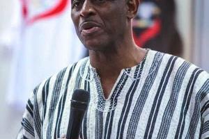 The President Of The Ghana Rugby Football Union, Herbert Mensah
