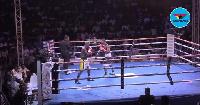 Sherrif Quaye gave Benjamin Quaye a round 6 knockout