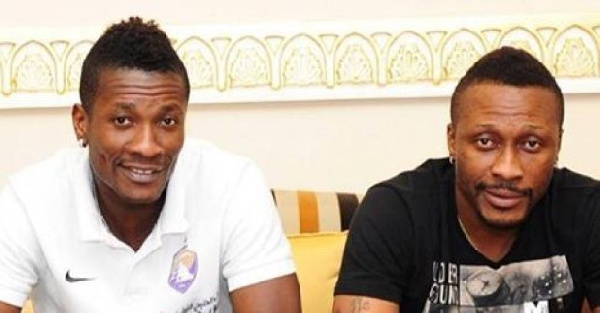 Black Stars must stay discipline to win AFCON - Baffour Gyan