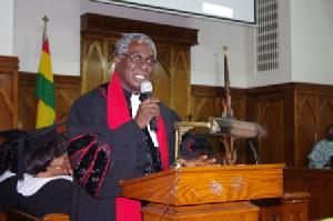 Rev. Dr Yaw Frempong Manso