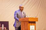 Founder of the Liberal Party of Ghana, Kofi Akpaloo